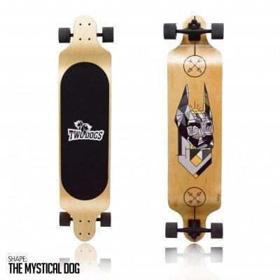 Longboard Bobcat D2 Two Dogs