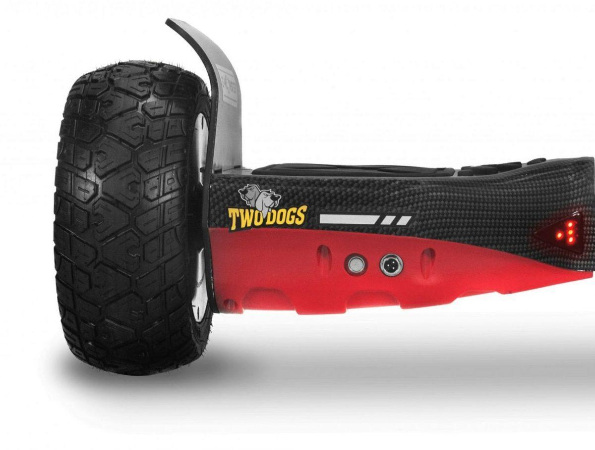 Hoverboard E Monster O Mostro Off Road Twodogs
