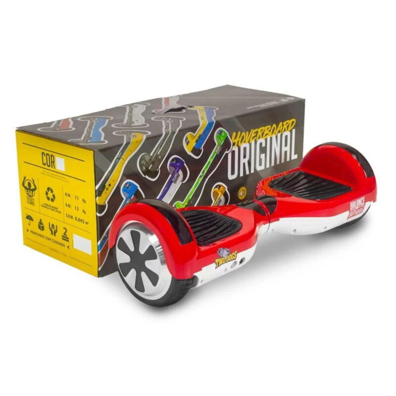 HOVERBOARD BALANCE WHEEL Two Dogs