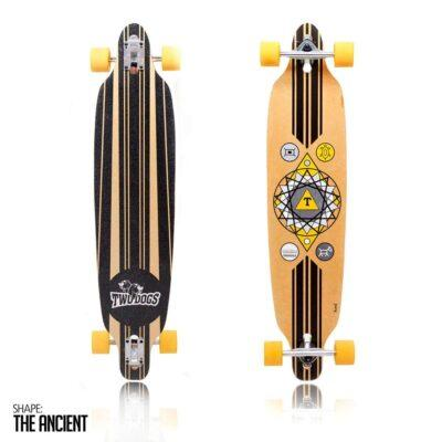 LONGBOARD TWO DOGS INVERT D2