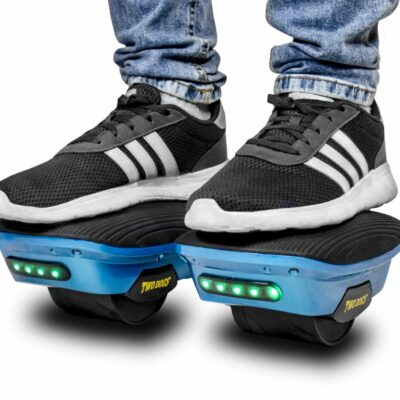 Patins Elétrico Hovershoes Two Dogs